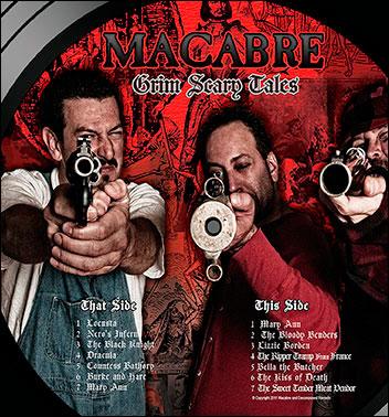 The images for horror rock metal lp cd dvd design 1